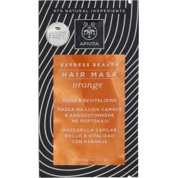 Apivita Express Beauty Hair Mask Orange 20ml