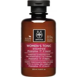 Apivita Women's Tonic Γυναικείας Τριχόπτωσης Hippophae TC & Δάφνη 250ml