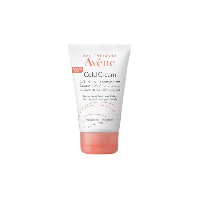 Avene Cold Cream Mains Concentree 50ml