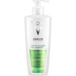 Vichy Dercos Anti - Dandruff Shampoo Dry Hair Pump 390ml
