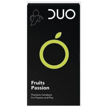 Duo Fruits Passion (Flavoured) 6τμχ