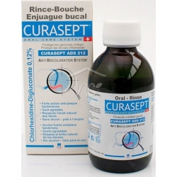Curasept ADS 212 0.12% CHX 200ml Στοματικό Διαλυμα