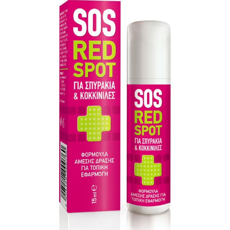 Pharmasept SOS Red Spot Roll - On