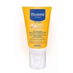Mustela Very High Protection Sun Face Lotion SPF50+ 40ml