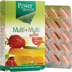 Power Health Multi Multi Extra 30 δισκία