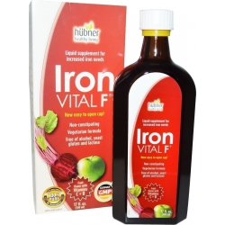 A.Vogel Hubner Iron Vital F 250ml
