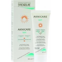 Synchroline Aknicare Sun Face Cream SPF30 50ml