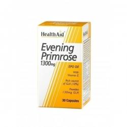 Health Aid Evening Primrose Oil 1300mg 30tabs