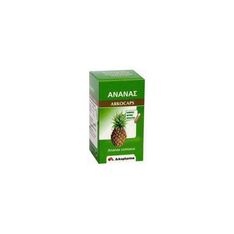 Arkopharma Arkocaps Ανανάς 45 κάψουλες
