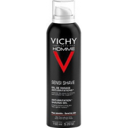 Vichy Shaving Gel Anti-irritation Sensi Shave 150ml