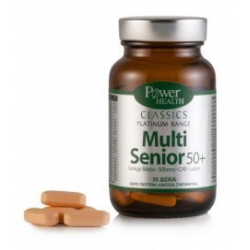Power Health Classics Platinum Range Multi Senior 50+ 30 ταμπλέτες