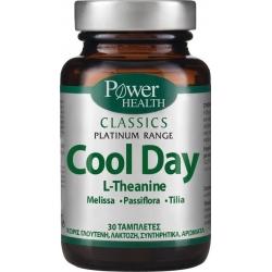 Power Health Classics Platinum Cool Day 30 ταμπλέτες