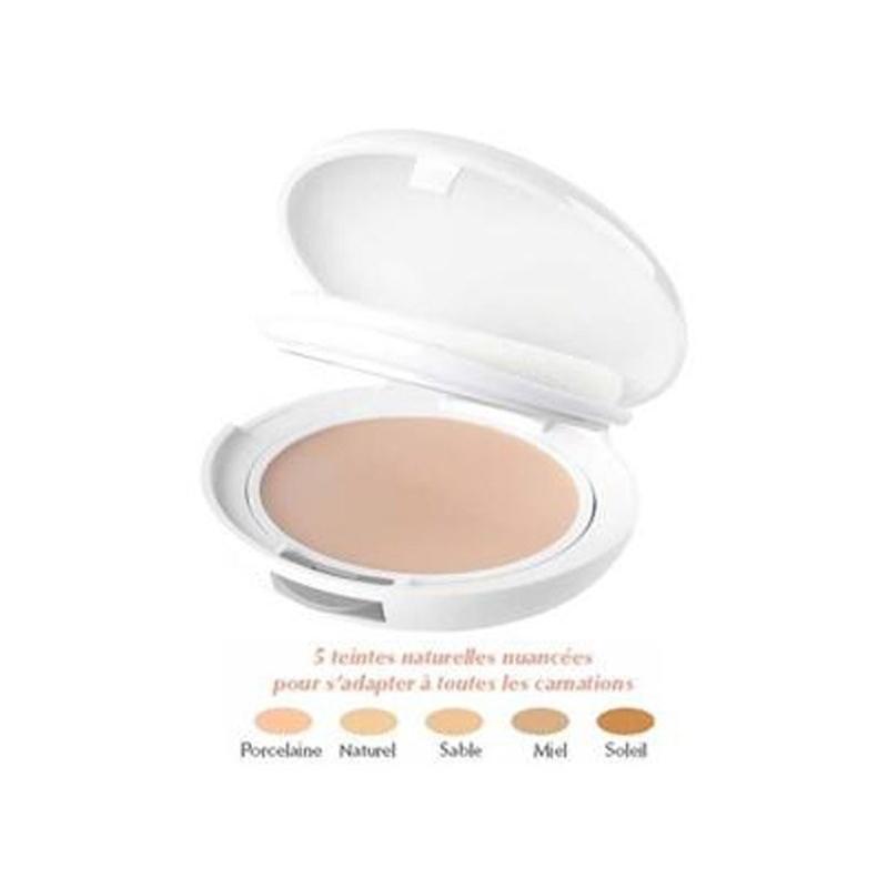 Avene Couvrance Compact Confort Porcelaine 10gr