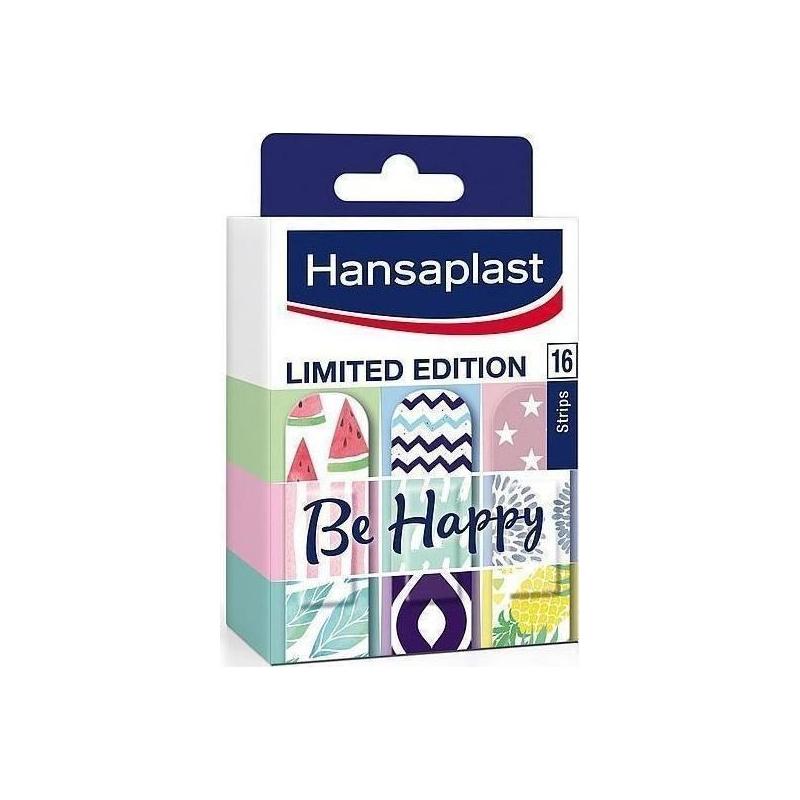 Hansaplast Limited Edition Be Happy 16 τμχ