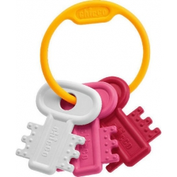 CHICCO Xρωματιστά Κλειδιά.