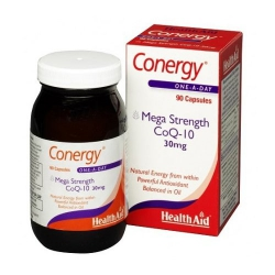 Healthaid Conergy CoQ10 30mg