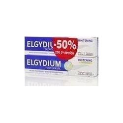 Elgydium Whitening 2 x 100ml
