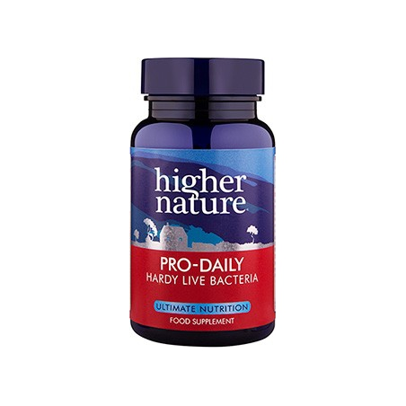 Higher Nature Probio Daily 30 ταμπλέτες