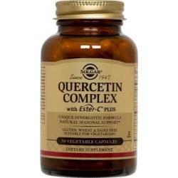 Solgar Quercetin Complex 100 φυτικές κάψουλες