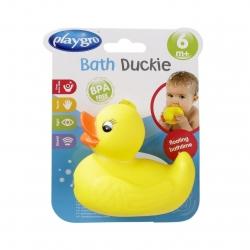 Nuk Playgro Bath Duckie Παπάκι Μπάνιου, 6m+