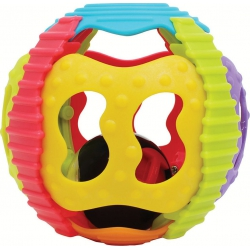 Nuk Playgro Flexi-Ball Shake Rattle & Roll Ball 6m+
