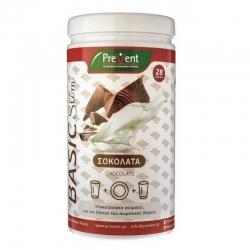 Prevent Basic Slim 465gr Σοκολάτα