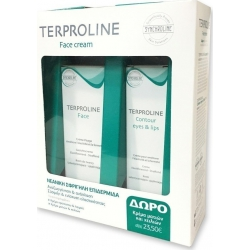 Synchroline Terproline Face cream 50ml & Δώρο Eye Cream 15ml