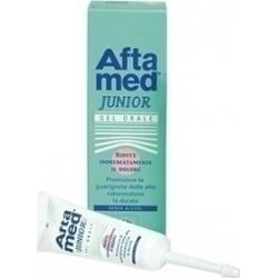 Aftamed Junior Gel για τις Άφθες 15ml