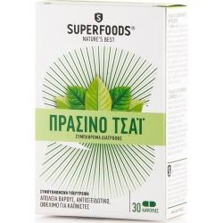 Superfoods Πράσινο Τσάι EUBIAS 30 caps