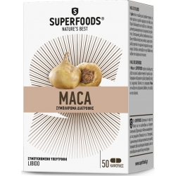 Superfoods Maca EUBIAS
