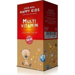 John Noa Happy Kids MultiVitamin 90ταμπλέτες
