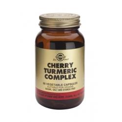 Solgar Cherry Turmeric Complex 60 κάψουλες