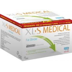 XLS Medical Fat Binder 180