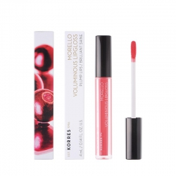 Voluminous Lipgloss 42 peachy coral.