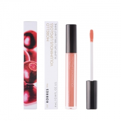 Korres Morello Voluminous Lipgloss 12 candy pink.