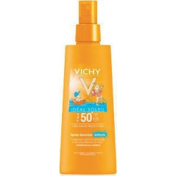 Vichy Ideal Soleil Enfant Face & Body Lotion Spray SPF50+ 200ml
