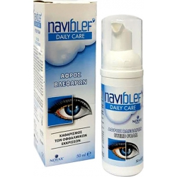 Naviblef Daily Care Eyelid Foam 50ml