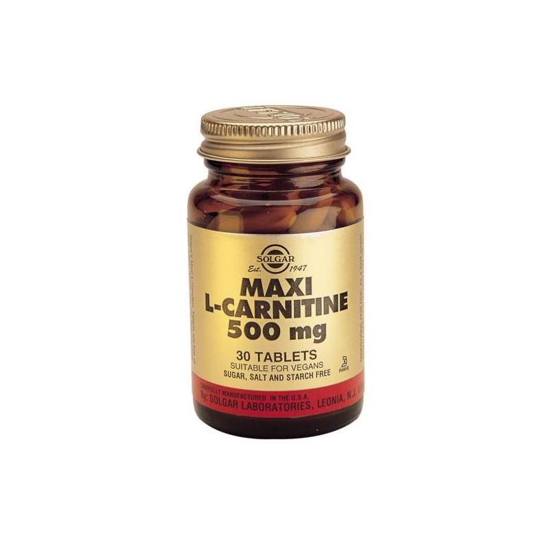 Solgar L-Carnitine