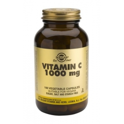 Solgar Vitamin C 1000mg