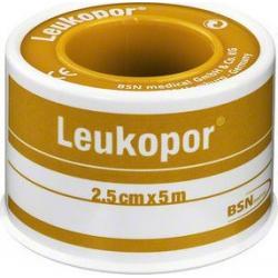 Leukopor 2.5cm x 5m