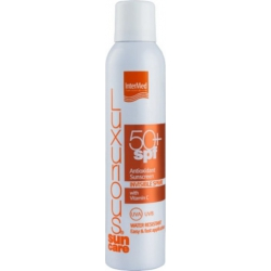 Intermed Luxurious Suncare Antioxidant Sunscreen Invisible Spray Water Resistant SPF50+ 200ml