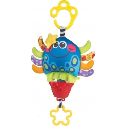 Playgro Musical Pullstring Octopus, Κρεμαστό Μελωδικό Χταπόδι 0+