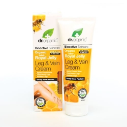 Dr. Organic Royal Jelly Leg and Vein Cream 200ml