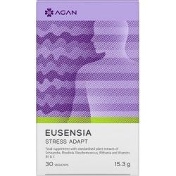 Agan Eusensia Stress Adapt 30 φυτικές κάψουλες.