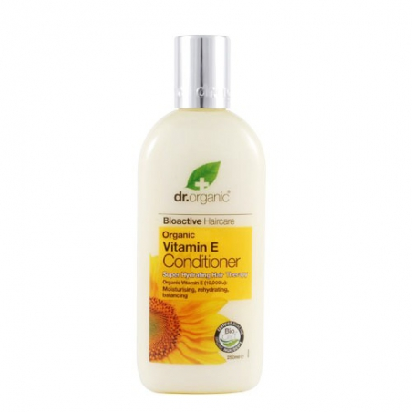Dr. Organic Vitamin E Conditioner 265ml