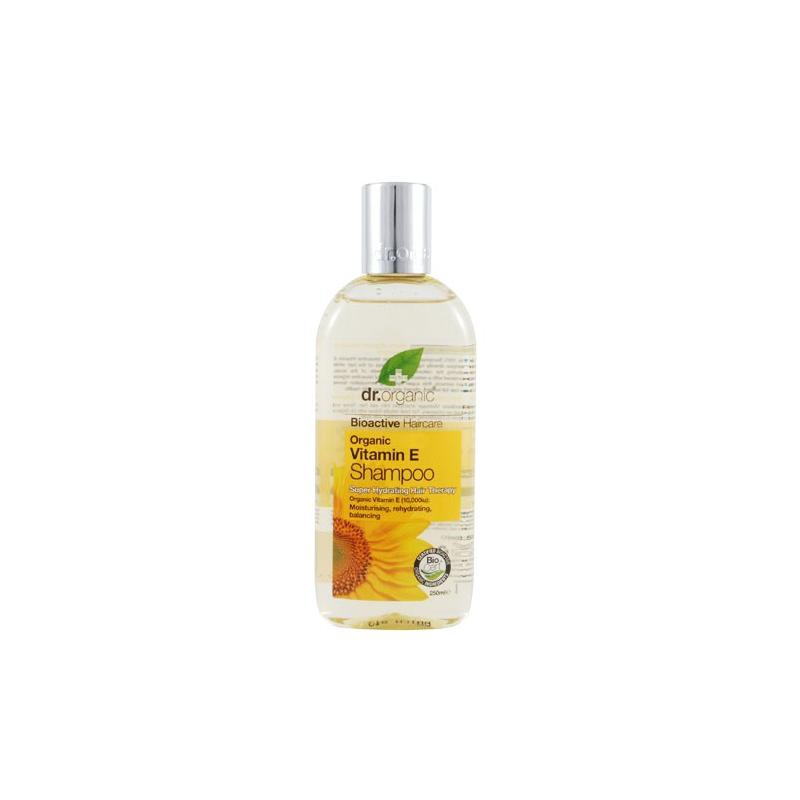 Dr. Organic Vitamin E Shampoo 265ml