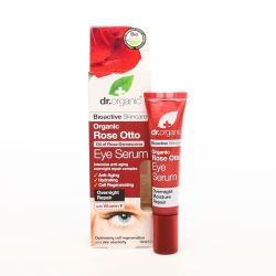 Dr. Organic Rose Otto Eye Serum 15ml