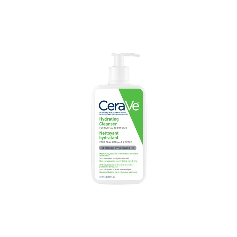 CeraVe Hydrating Cleanser 88ml