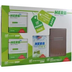 Herb Micro Filter 24 Πίπες & Δώρο Ταμπακιέρα Αλουμινίου