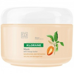 Klorane Masque Mangue Επανορθωτική Μάσκα Μαλλιών 150ml